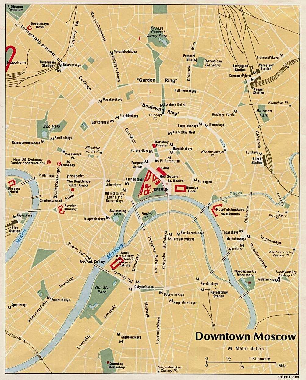 Willgoto Russia Maps