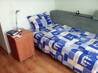 Single bedroom in the shared apartment Kaliningrad