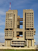 The Soviet palast in Kaliningrad