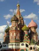 Basil Cathedral at Red Square