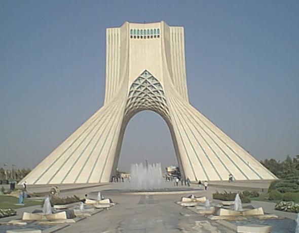 Par ordre alphabétique, des villes et des villages . - Page 4 Teheran_arc